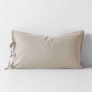 Maison Vintage Standard Pillowcase | Natural | by Aura Home