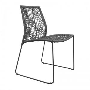 Makeni Rope Dining Chair | Outdoor | by Uniqwa Furniture