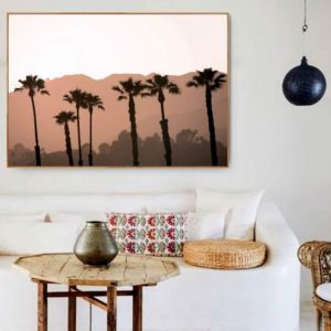 Malibu Palms by Virginia Star | Fine Art Photography | Art Lovers Australia