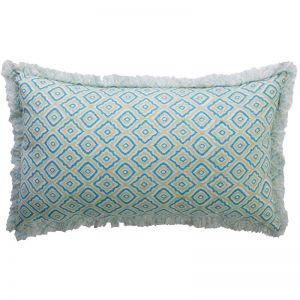 Marbella Cruz Cushion | by Canvas & Sasson