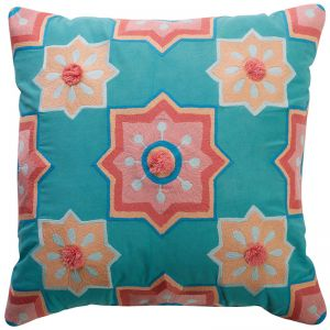 Marbella Granada Cushion | by Canvas & Sasson