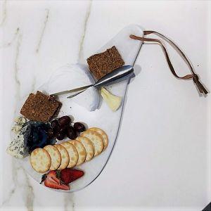 Marble Cheese Board by SATARA