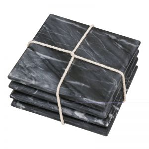 Marble Coasters | Set of 4