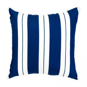 Marella Blue and White Outdoor Cushion | 50x50 cm | Insert Included | Fab Habitat