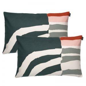 Marimekko Vuosirenkaat Cushion Cover Set | 40 x 60cm