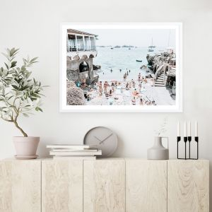 Marina Piccola Photo Art Print (Various Sizes)