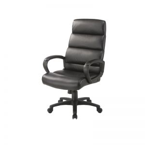 Markus High Back Office Chair | Black