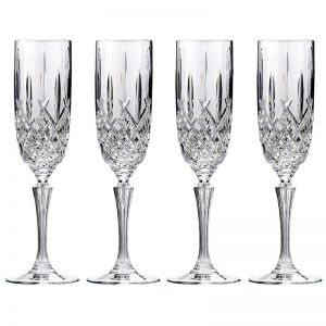 Marquis By Waterford Markham Flute Set Of 4