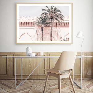 Marrakesh Palace I Photo Art Print (Various Sizes)