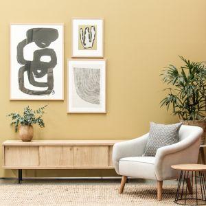 Mason Oak Side Table | Natural Oak by SATARA