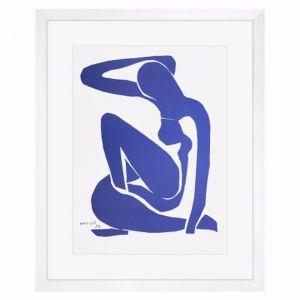 Matisse Nude Framed Print | freedom