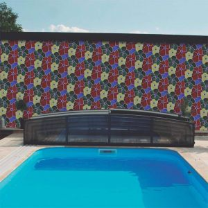 Maurimosaic Glass Mosaic Tile | Tropical | Various Colours