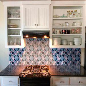 Maurimosaic Glass Mosaic Tile | Vasos | Various Colours