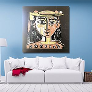 Maurimosaic Handmade Picasso Reproduction