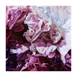 Mauve On | Canvas Print