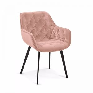 Mavic Dining Chair | Dusty Rose | CLU Living