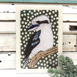 Maxi Woodblock | Kookaburra