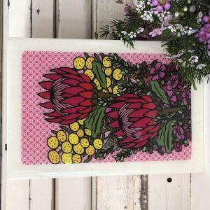 Maxi Woodblock | Wildflower Bunch
