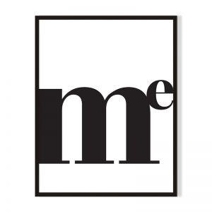 Me | Framed Print | Artefocus