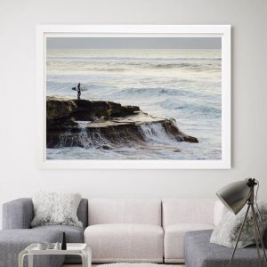 Me Myself & I | Framed Wall Art by Hoxton Art House
