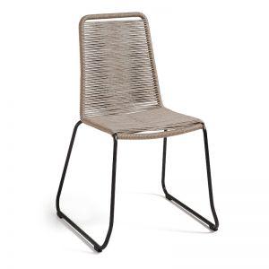Meagan Alfresco Chair | Beige Rope