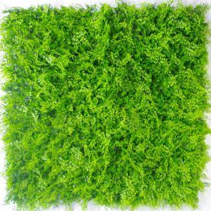 Mediterranean Fern Vertical Garden | Green Wall UV Resistant 1m x 1m