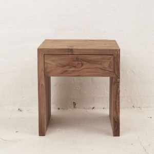 Mehdi Bedside Table with Drawer l Pre Order