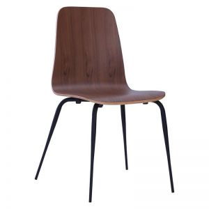 Meiko Dining Chair | Walnut
