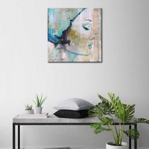 Melanie | Canvas Print By United Interiors