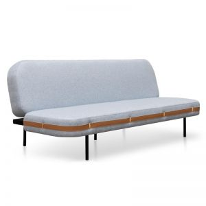 Melinda Sofa Bed | Light Blue