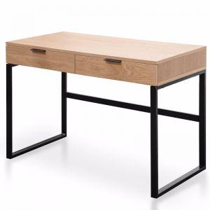 Melissa Wooden Home Office Desk | Natural