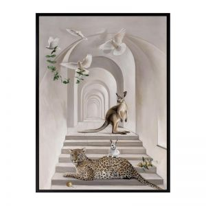 Menagerie | Canvas Print