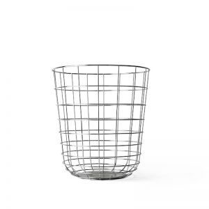 Menu Wire Bin | Chrome