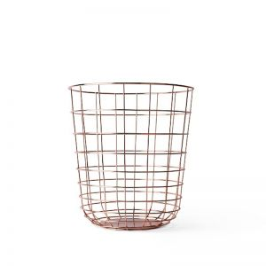 Menu Wire Bin | Copper