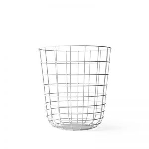 Menu Wire Bin | White