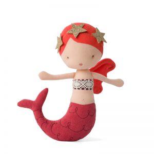Mermaid Isla | Red