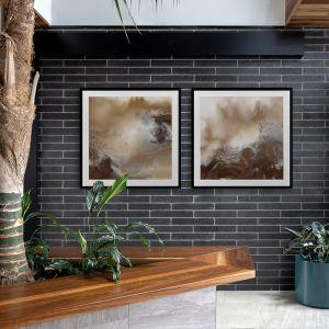 Metalicious II | Framed Art Print