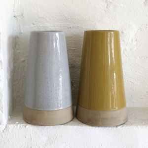 Mette Dipped Vase