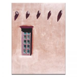 Mexican Wall | Canvas or Print by Artist Lane