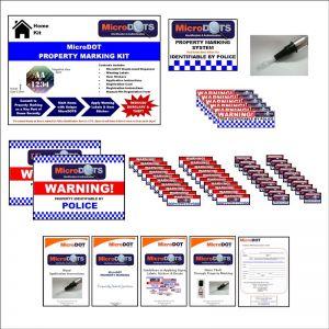 MicroDOT Home Kit
