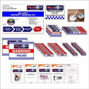 MicroDOT Tradesman Kit | Silver