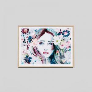 MIdsummer Light | Framed Print