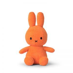Miffy Sitting Corduroy | Orange