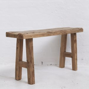 Mikha Rustic Bench Seat Large | Pre Order