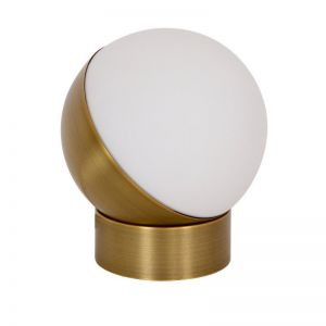 Mikoh 1 Light Touch Table Lamp | Brass or Black