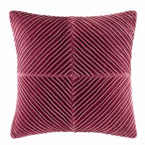 Milano Cushion  by Kas Australia | Plum