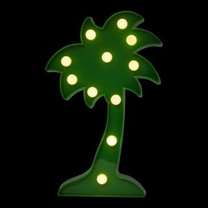 Milano Night Lights | Palm Tree Night Light