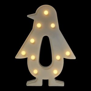Milano Night Lights | Penguin Night Light