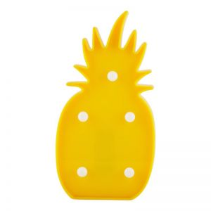 Milano Night Lights | Pineapple Night Light