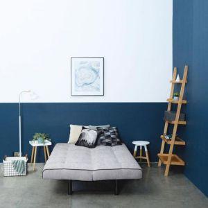 Milt Leaning Bookcase   Natural   Modern Furniture
